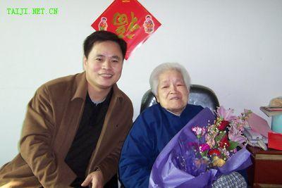 陈立清(右)、吴颖锋(左)