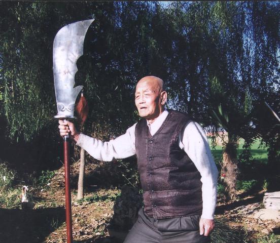 红拳高派名家师傅曹印武