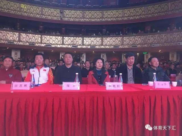 陕西省武术界举行纪念一代宗师张桐先生诞辰一百周年活动