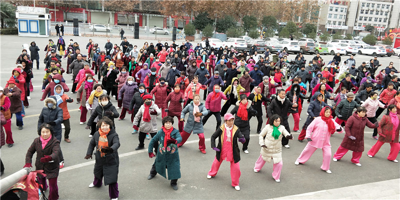 宝鸡市武术协会举办社会体育指导员培训班