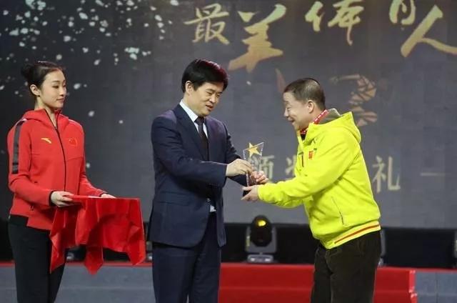 【精彩回放】2018年度最美陕西体育人——张根学
