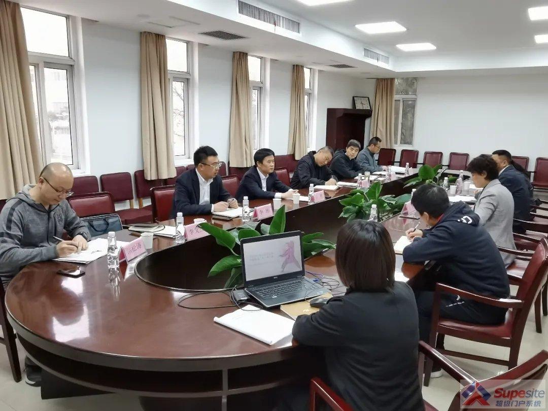 王勇赴省武术、体操运动管理中心调研十四运会备战