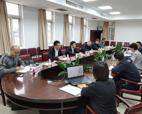 王勇赴省武术、体操运动管理中心调研十四运会备战训练工作