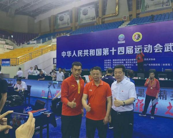 专访|陕西省武术运动中心主任贾坤:做好东道主,全力争金牌