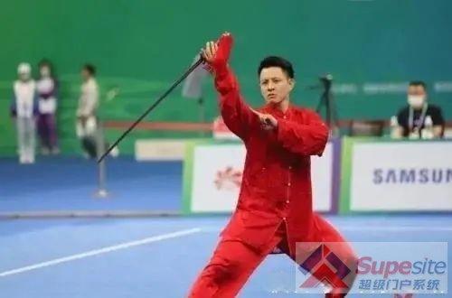 圆了多年梦想 十四运会中杨顺洪在咸阳夺冠